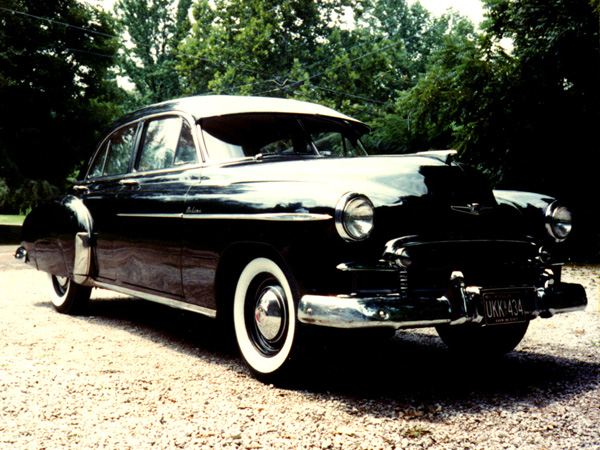 Well here it is for 1949 chevrolet deluxe 4 door